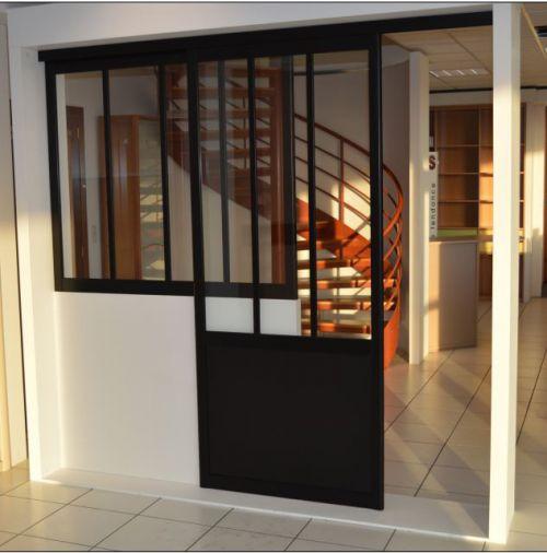 cloison vitr e et verri re int rieure en ille et vilaine 35. Black Bedroom Furniture Sets. Home Design Ideas