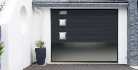 pose de portes de garages